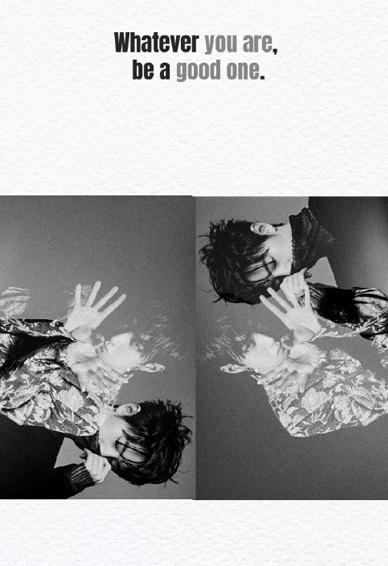 最新超酷男生壁纸黑白